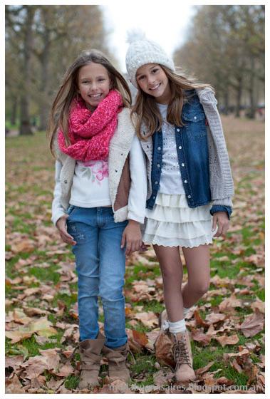 Mimo & Co otoño invierno 2015, moda otoño invierno 2015 nenas.