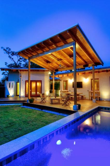 power haus top green home design solar cell