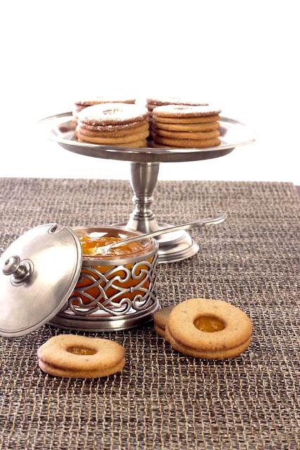 Ricetta per Biscotti di Pasta Frolla e Marmellata