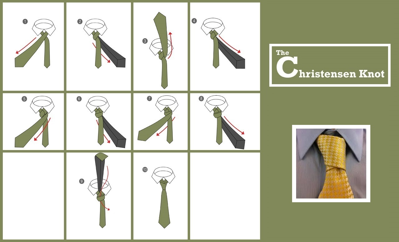 how to tie different knots pdf