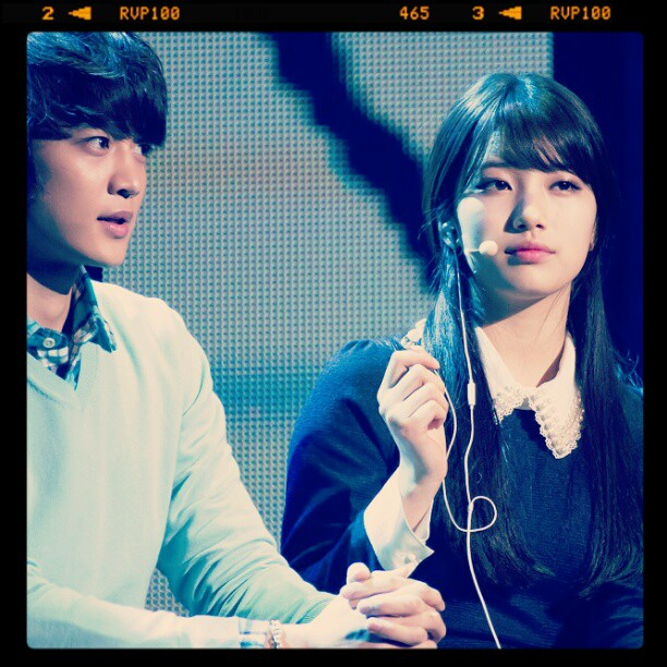 BAE SUZY-MINHO Sweet Couple