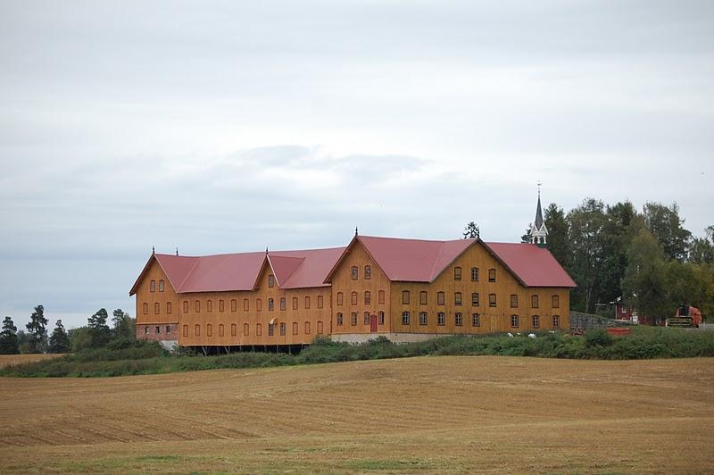 Største gårdsbruk i norge