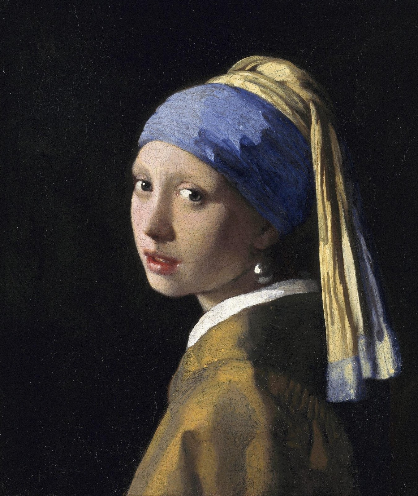 johannes vermeer girl with a pearl earring analysis