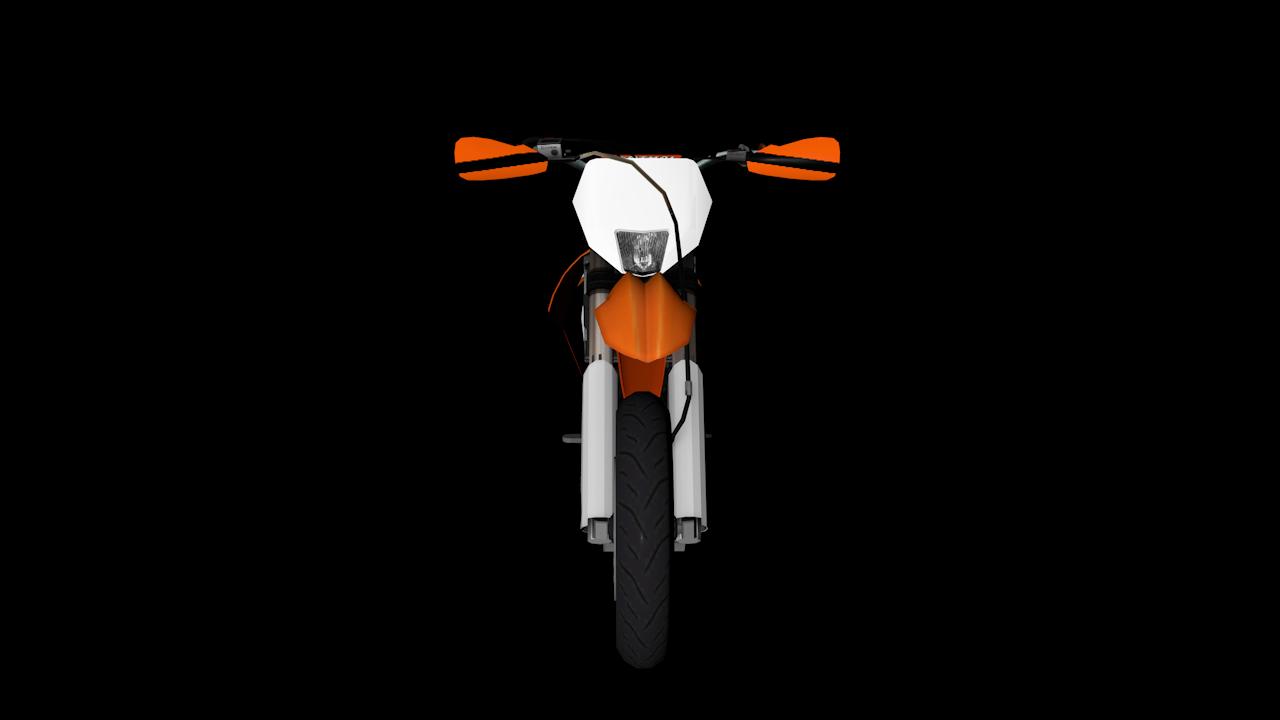 [REL] KTM 250cc exc - Super motard 3