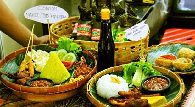 Makanan Indonesia Banget