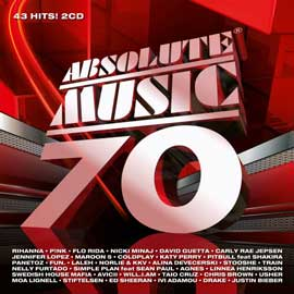 Absolute Music 70 (2012)