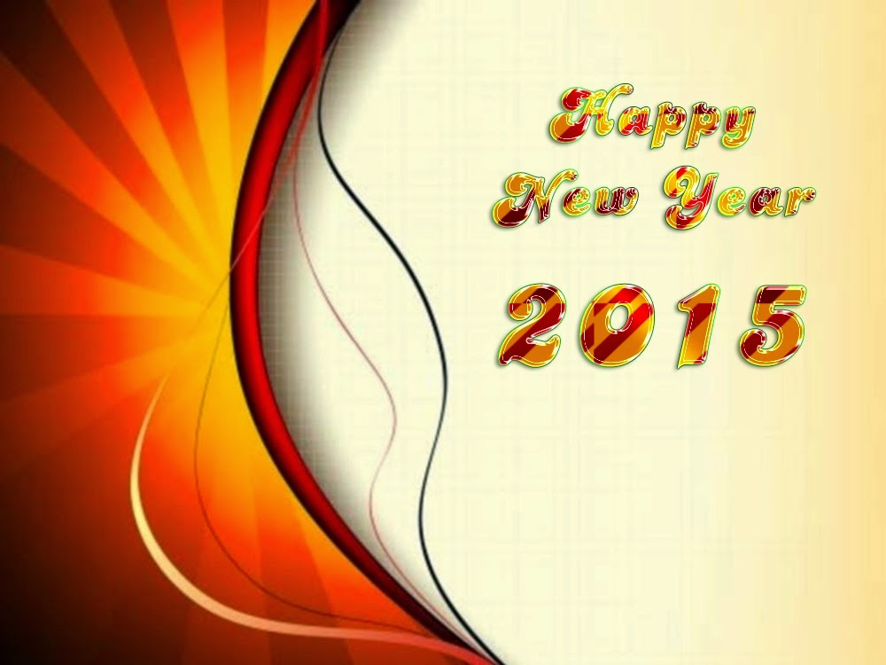Beautiful Happy New Year 2015 Greeting Wishes Cards Images