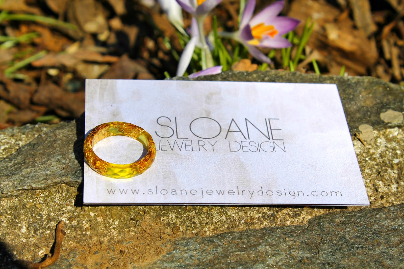 Eco Jewelry Giveaway US;04/22 {Sloane Jewelry Design}