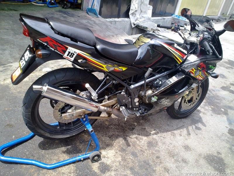 Image of Ninja Kawasaki 150rr