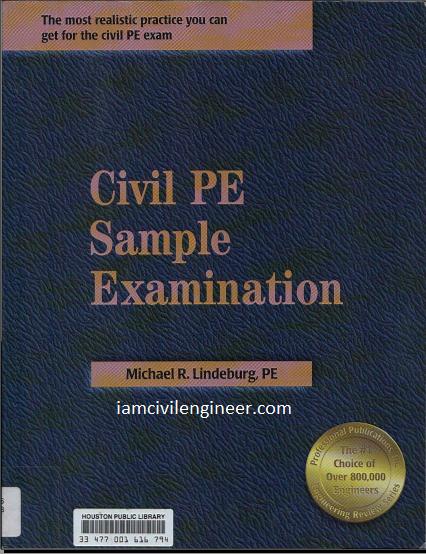 Download Free Civil PE Sample Examination Book [PDF]   Civil ...