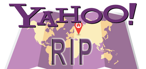 Yahoo! Maps Ditutup