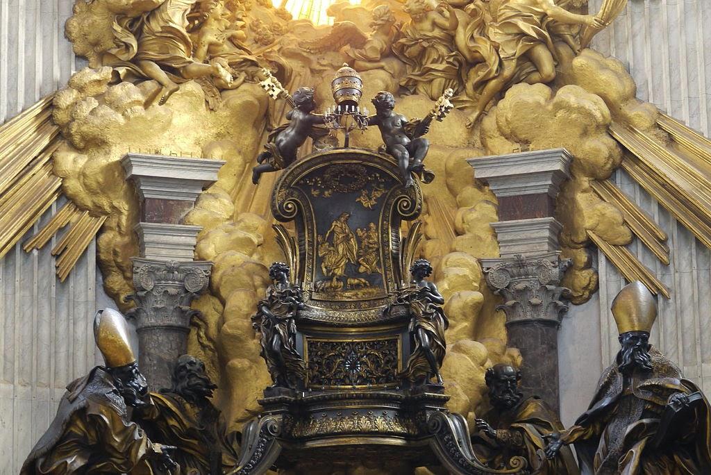 Shameless Popery: The Gospel of St. Peter's: Jesus Doesn't ...