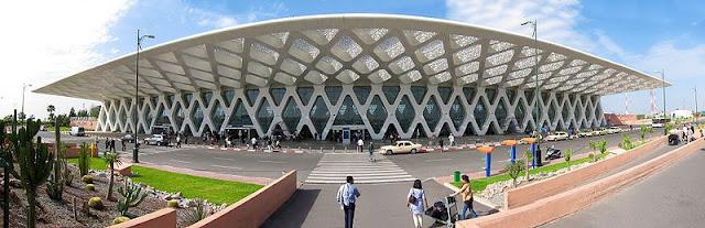 800px Marrakech Menara Airport 2 8 Bandara Terindah Dunia