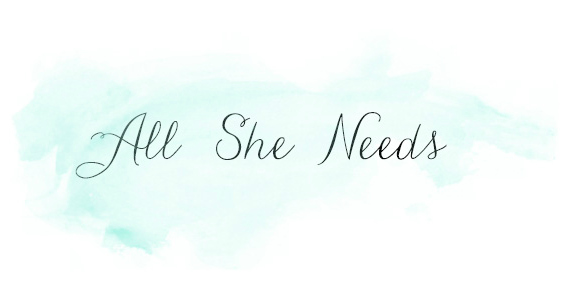 All She Needs