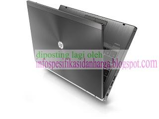 Harga Laptop HP EliteBook 8470w Terbaru 2012
