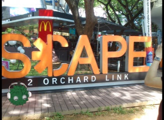 Scape 2 Orchard Link