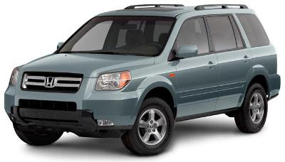 2007 Honda Pilot Owners Manual - Is Manual