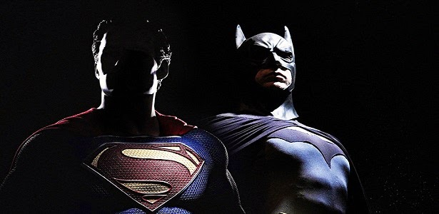 Começaram as gravações do filme Batman vs Superman