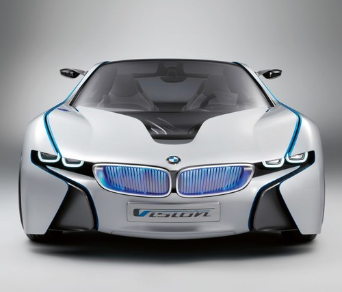 Future Cars: All Types Of Autos: BMW Car Of The Future