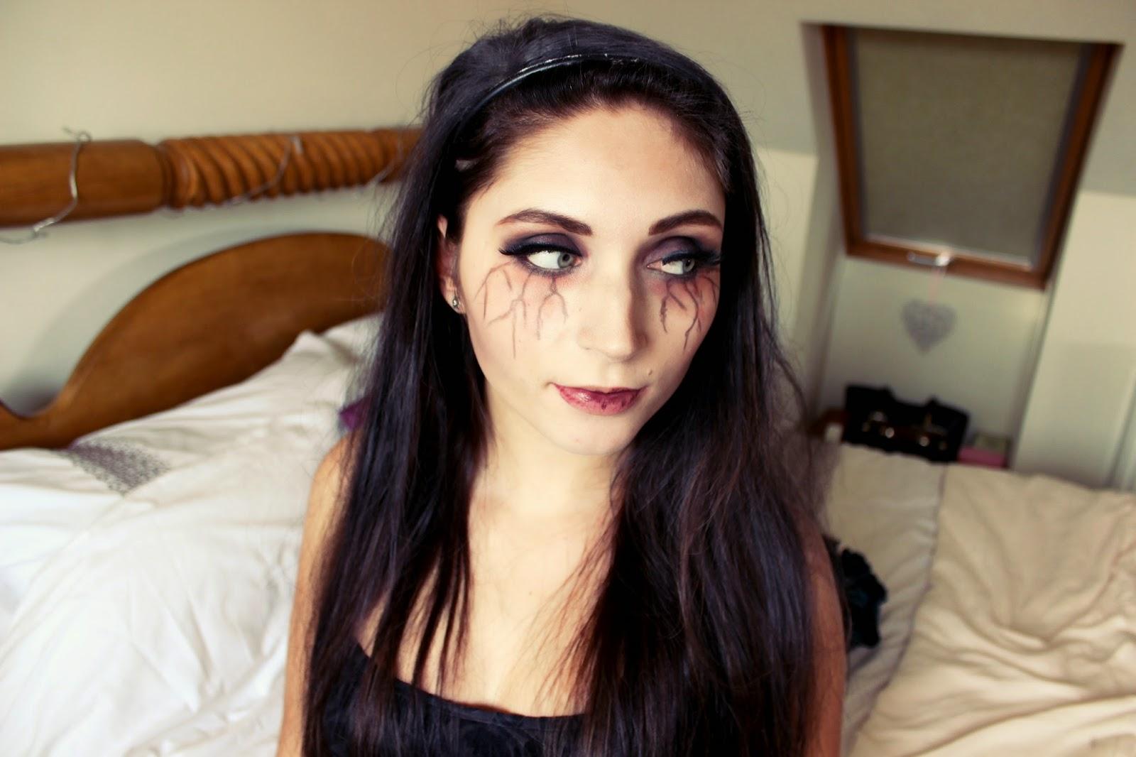 Halloween Looks: Hungry Vampire | Being Becca