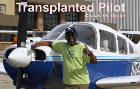 Transplanted Pilot
