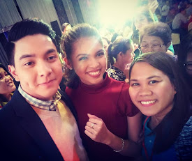 My #Cloud9Moment with the phenomenal loveteam in the Philippines, ALDUB.