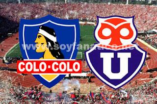 Clasico Colo Colo vs U de Chile 2013