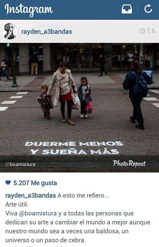 Periodista enamorada de madrid el arte urbano y la for Viviendas compartidas en madrid