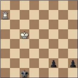 Problema de Fracesc Vivas Font, problemas SEPA 205/7, 1959, posición después de 6…h2??