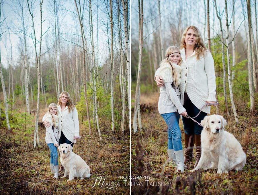 ema ja tütre välisessioon
