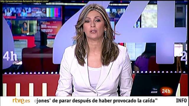 Cristina Almandos La Mañana en 24h