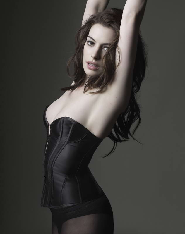 anne hathaway really sexy and hot 