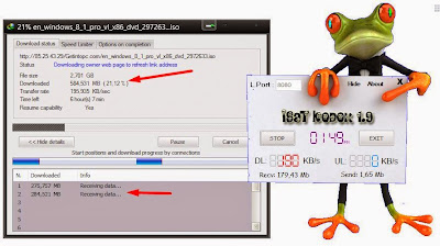 Inject FROG Indosat 22 23 24 25 26 April 2014