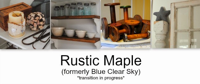 Rustic Maple
