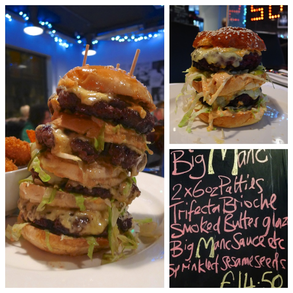 Surf Burgers >> HUNGRY HOSS: SoLita Grill NQ, Manchester