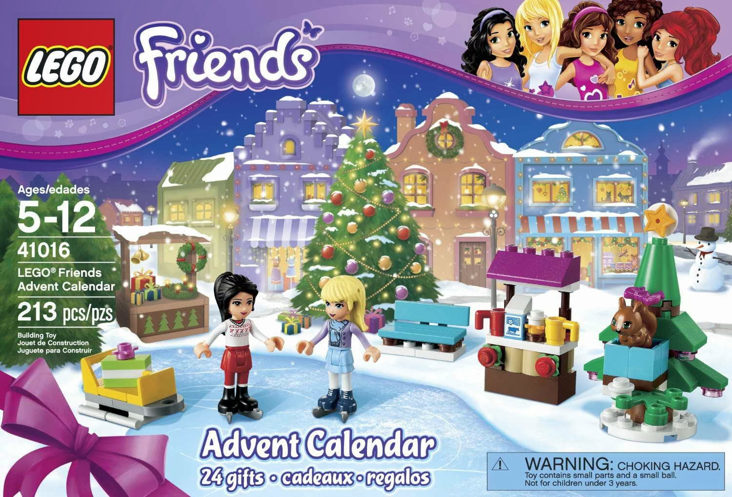 Brick Friends: LEGO 41016 LEGO Friends Advent Calendar