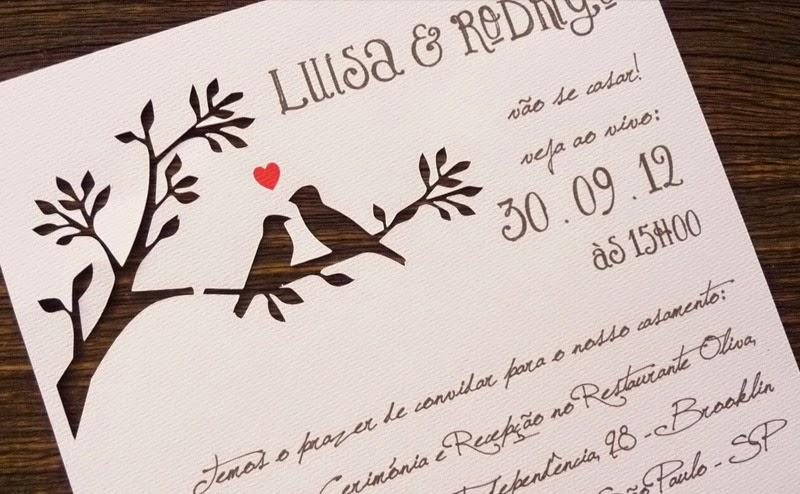 Tag Convite De Casamento Com Frases Lindas