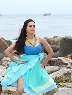 sana khan  stills in gajjala gurram movie(12).JPG