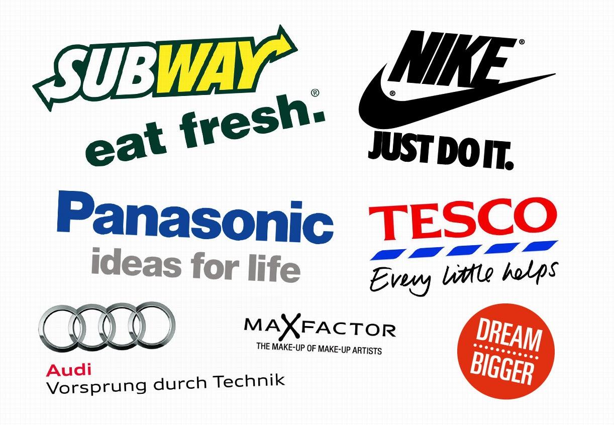 Advertisement Slogans