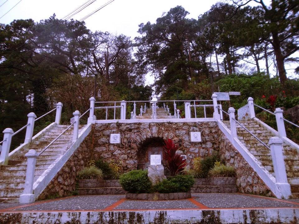 Lourdes Grotto, Baguio City