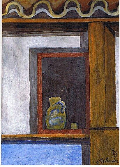 El jarron en la ventana 23-5-96