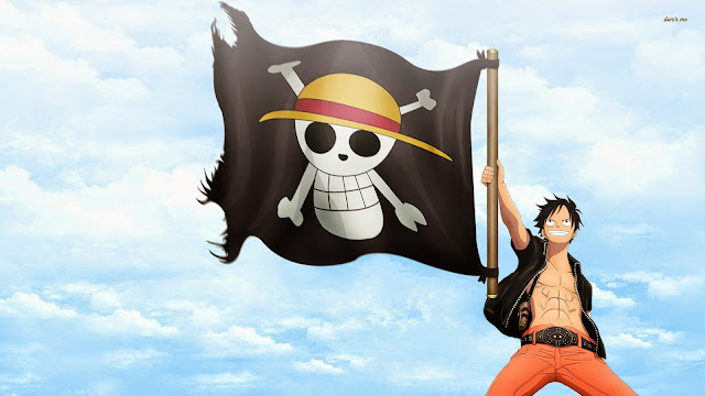 Hình ảnh Luffy đẹp nhất