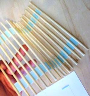 alas panci unik dari bambu bisa digulung