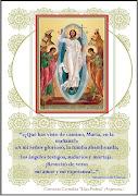 FELIZ PASCUA DE RESURRECCIÓN!!! Publicado 25th April 2011 por Orden de . tarjeta de pascua