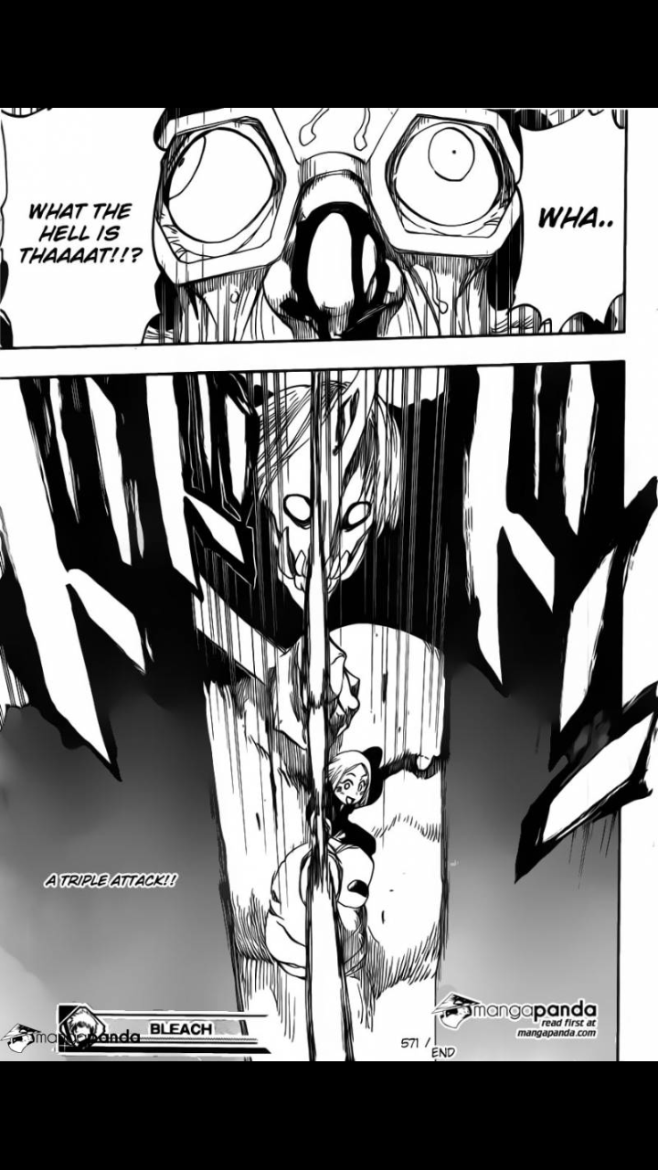 Bleach Chapter 571 Review Yachiru Has 8 Bankais