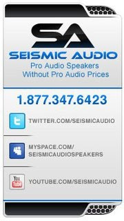 SEISMIC AUDIO