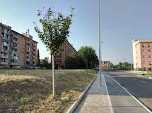 Ripristinata l'immagine di una zona in degrado nell'area di via Moccagatta