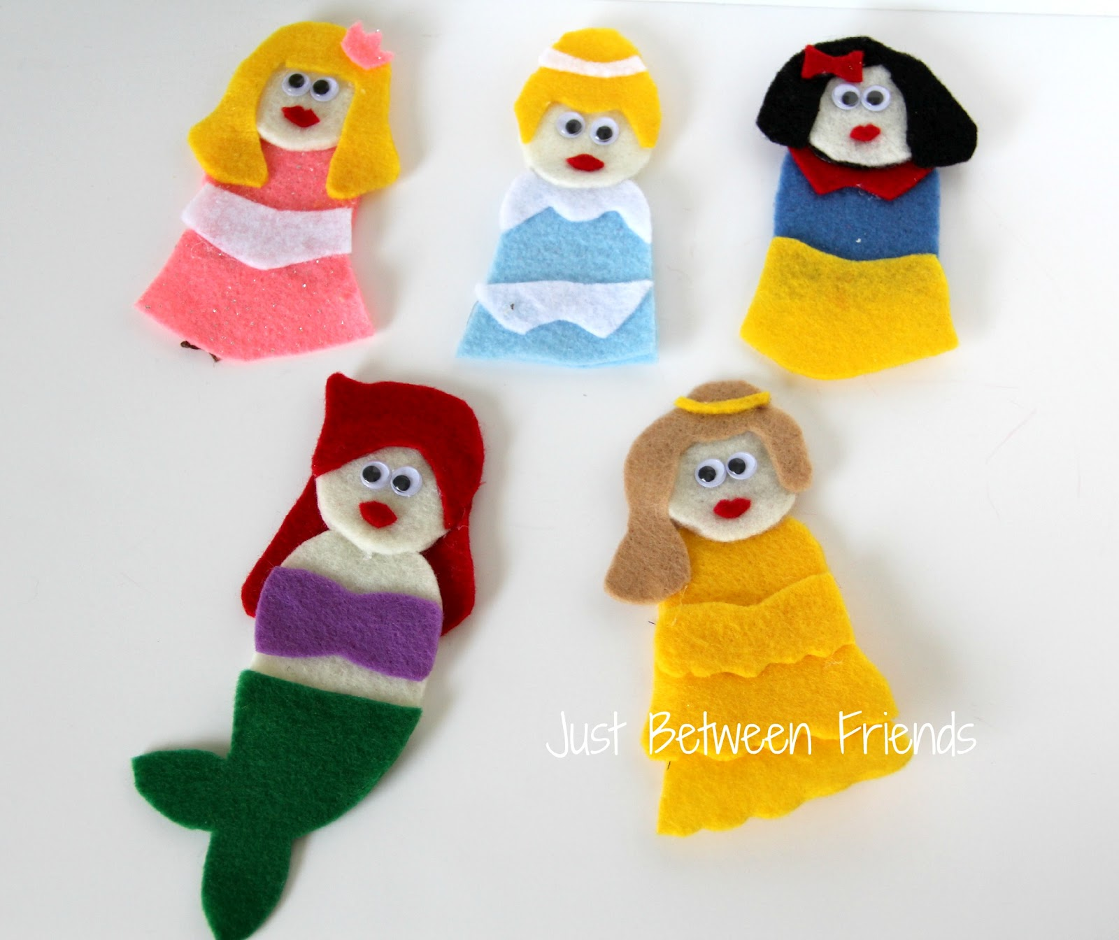 These Finger Puppets Are so