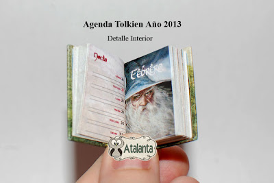 Minibook Lord of the Rings