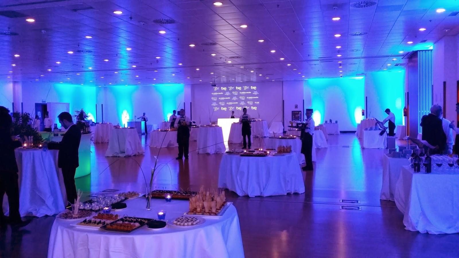 Coctel Gala de los Goya 2014